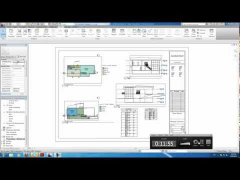 Revit Creating Sheets Cropping And Scaling Views And
