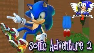 Srb2 ~ Sonic Adventure 2 Battle (Wad)