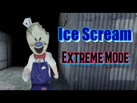 Ice Scream In Extreme Mode