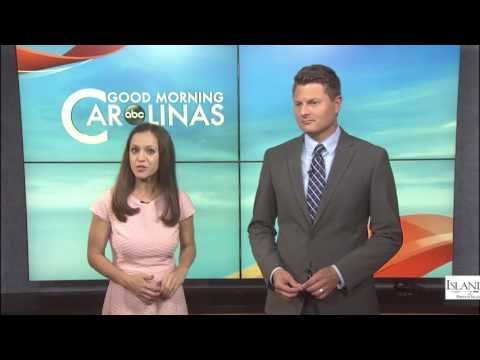 Amanda Live with new golf technology - Good Morning Carolinas - WPDE ABC 15