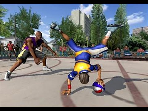 NBA Street Vol 2 Lords of the UndergroundChief Rocka HD PS2GameCubeXBOX 2003