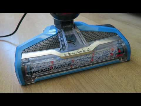 Bissell Crosswave 3 in 1 Multi Purpose Cleaner Unboxing and Demo