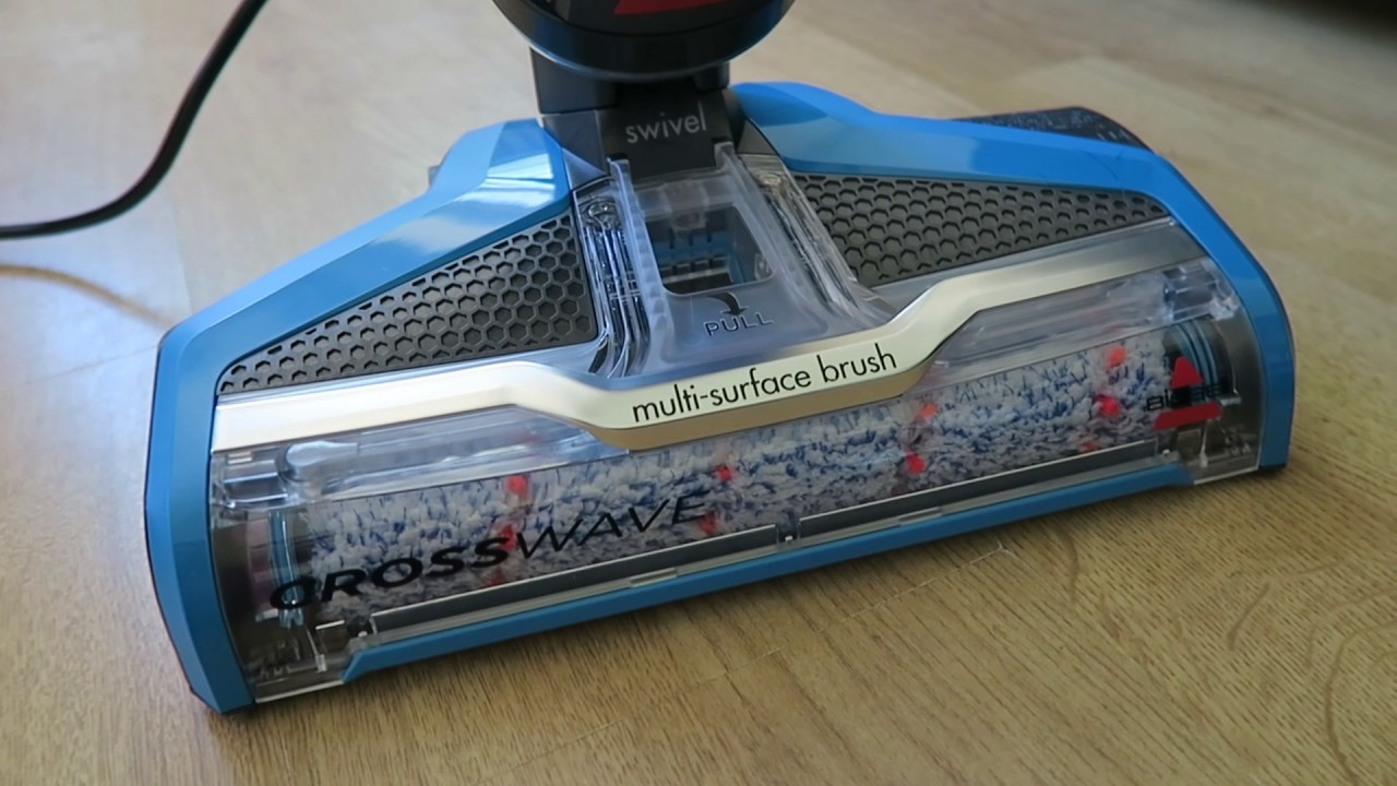 Bissell Crosswave 3 In 1 Multi Purpose Cleaner Unboxing