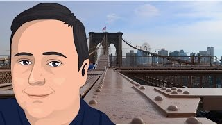 Video Interesting Facts about Brooklyn Bridge in New York City download MP3, 3GP, MP4, WEBM, AVI, FLV Agustus 2018