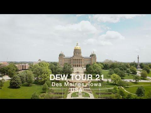 Des Moines Dew Tour 2021