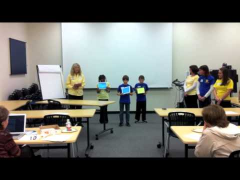 Speech for the iPad Project at Bollinger Canyon Elementary School