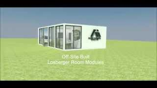 Losberger Off-site Construction Modular Building