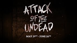 Official Call of Duty®: WWII — 'Attack of the Undead!' Community Event Trailer