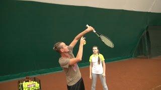 Теннис. Дневник тренировок. 3.