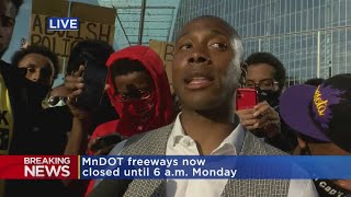 Eyewitness Describes Pandemonium On I-35W Bridge As Truck Drives Thru Crowd