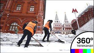 Московский регион снова накроют холода