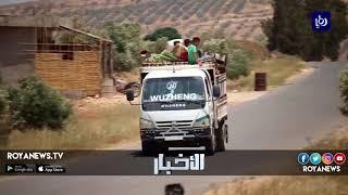 استمرار العمليات العسكرية في الجنوب السوري رغم التهدئة - (29-6-2018)