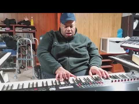 """""""In A Little While"""" (Amy Grant) Performed By Darius Witherspoon (3/13/18)"""