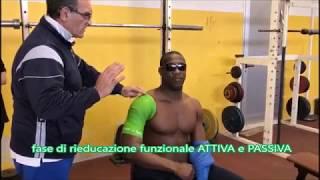 Trattamento Flossing Bellia System Italy del campione mondiale paraolimpico Honey Tapia