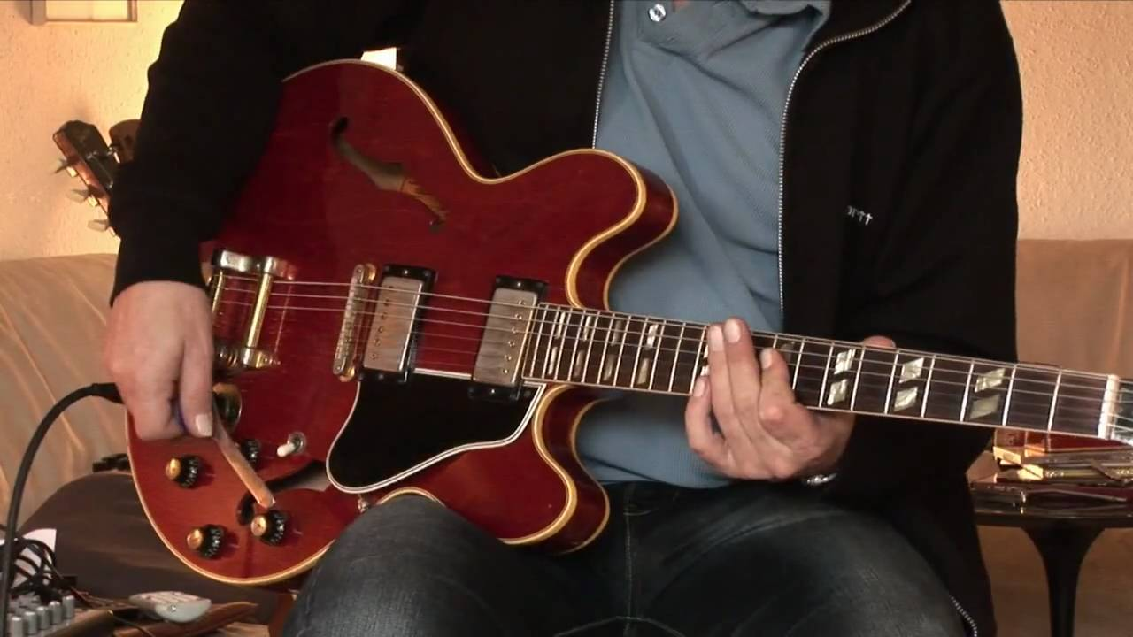hight resolution of 1965 gibson es 345 varitone demo part 3 youtubees 345 wiring diagram 21