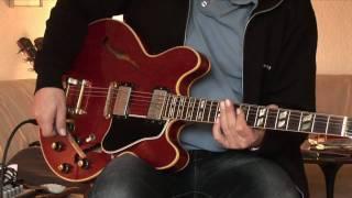 1965 Gibson ES-345 Varitone Demo Part 3
