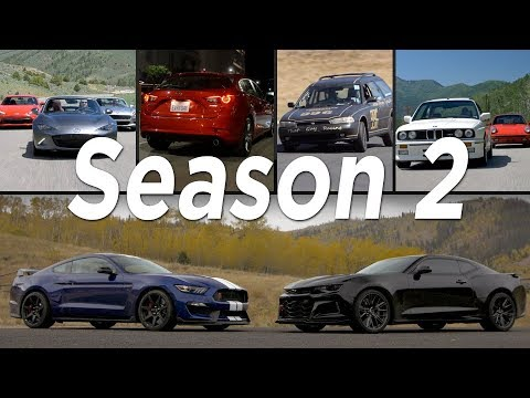 Season 2 Teaser Everyday Driver Tv Velocity And The Web Youtube