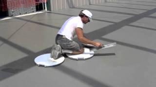 """Concrete Kneeling Boards  """"Quikdisc"""""""