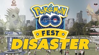 Pokémon Go Fest a TOTAL DISASTER - The Know Game News