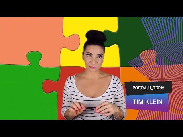 Portal U_topia - Tim Klein, quebra-cabeça também é arte!