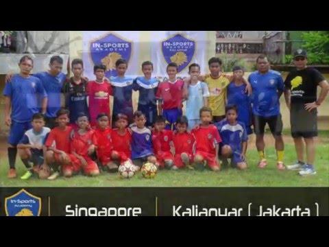 In-Sports Academy @ Kalianyar ( Jakarta ) - 24 April 2016