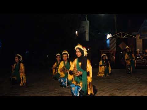 Tari Radap Rahayu oleh KSB UNLAM
