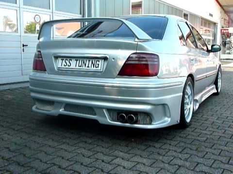 Soundfile Honda Accord CG8 mit F1 Sportauspuff von TSS Tuning - YouTube