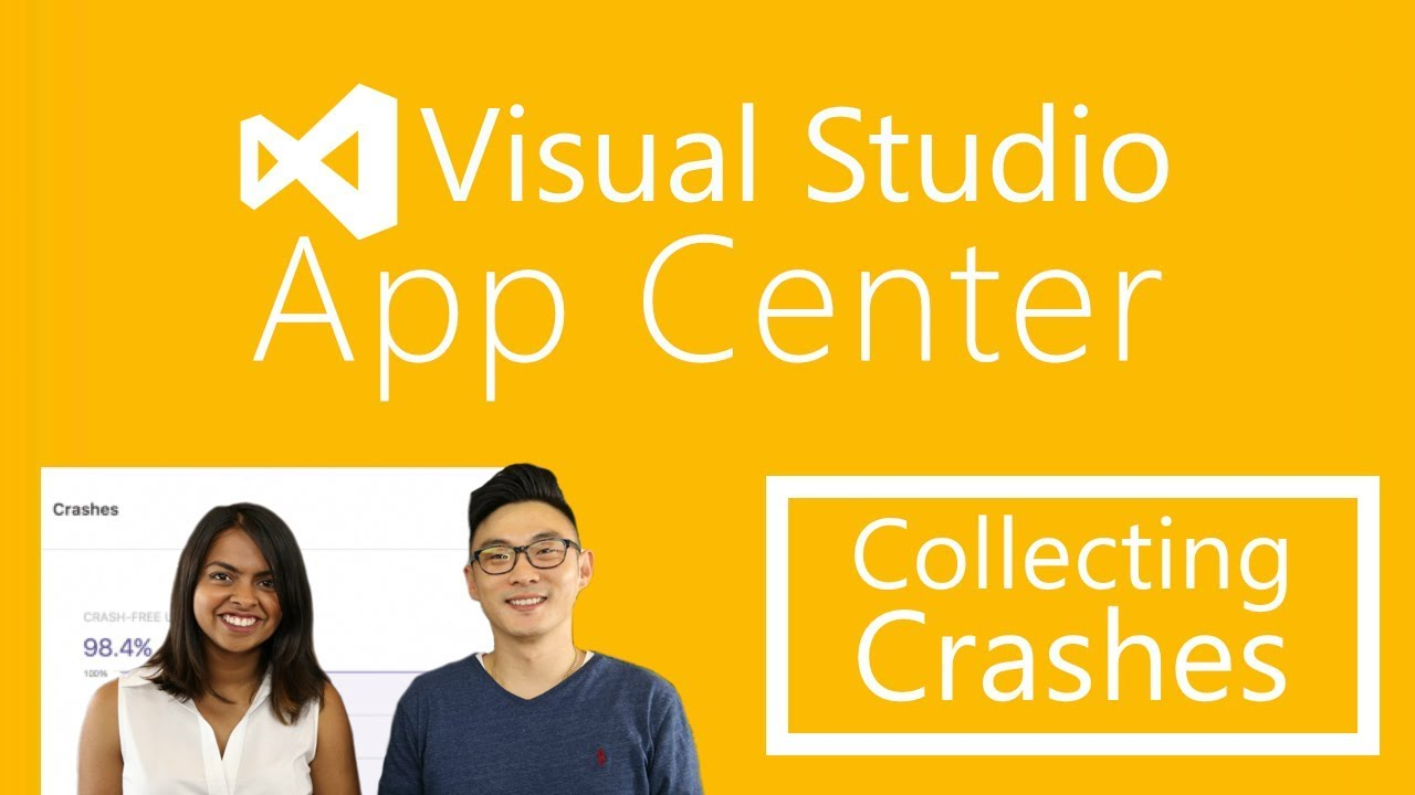 How to setup Crash Analytics in Visual Studio App Center!