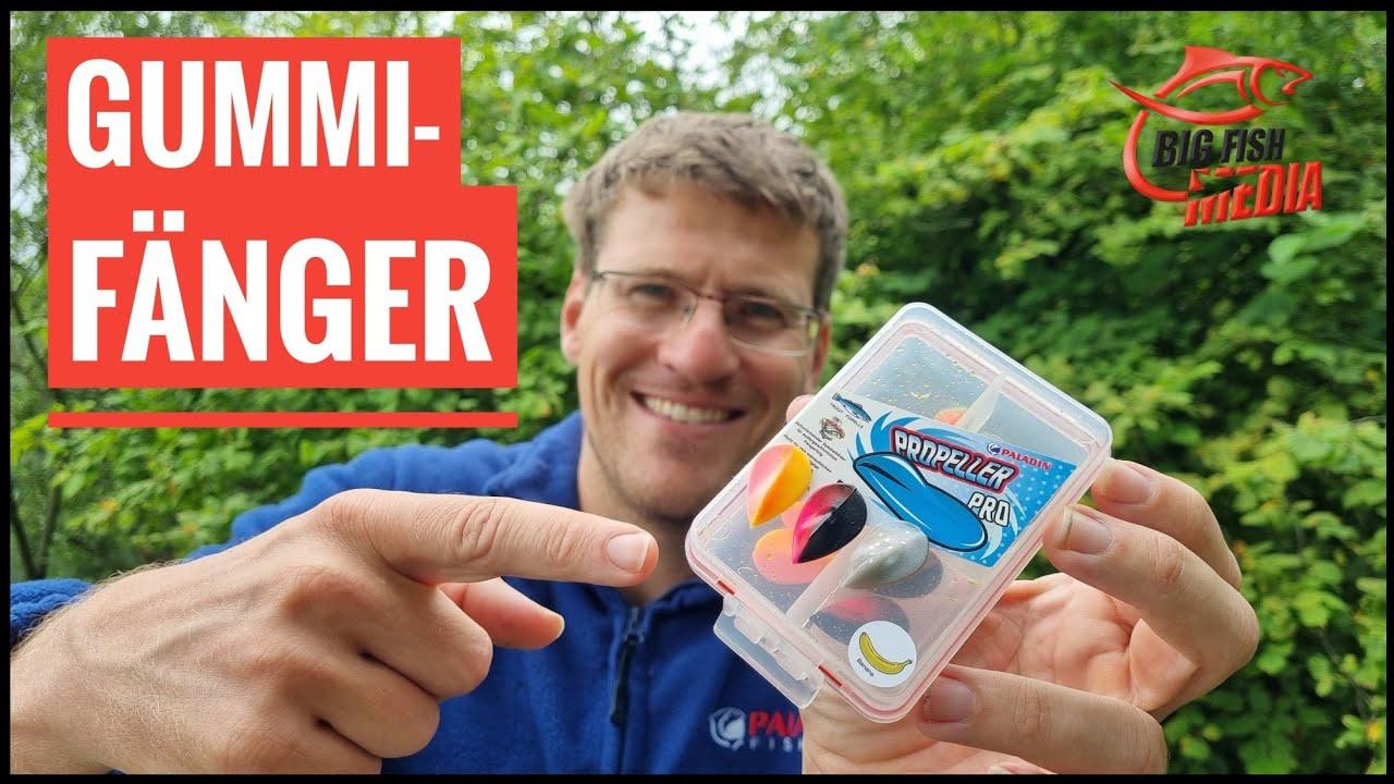 Unboxing & Gewinnen: Gib Gummi auf Forelle - Paladin Propeller Pro
