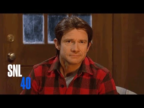 Cut for Time: Santa Traps (Martin Freeman) - SNL en streaming