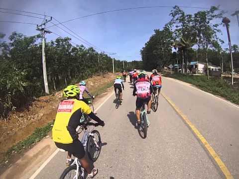 MTB 5/7 จักรยานเสือภูเขาทางเรียบ & เสือหมอบ อ.นาทวี จ.สงขลา