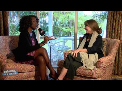 Orlando LIVE - Florida Film Festival 2016 - Sissy Spacek Interview