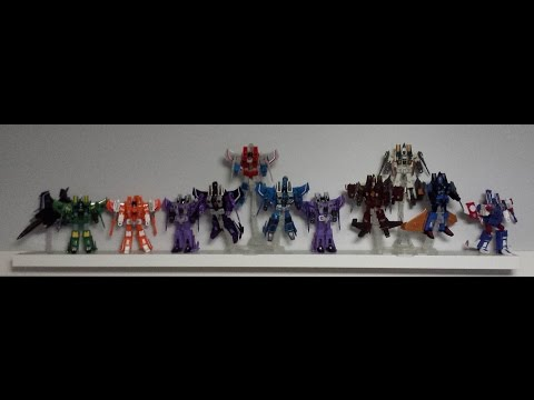 Transformers Decepticon Seekers Collection - Part 1/2