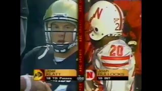 2003 Nov 28 - Nebraska vs Colorado