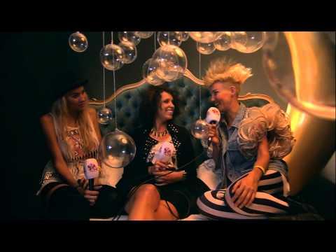 Nervo - Interview at Tomorrowland 2012