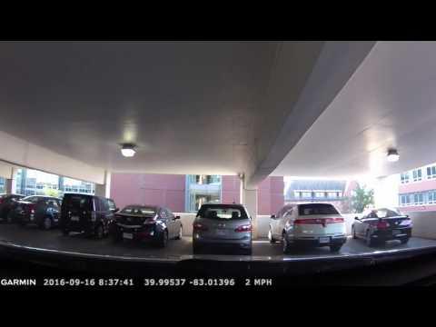 2016 09 16 Hyundai Tucson Front Bumper Accident
