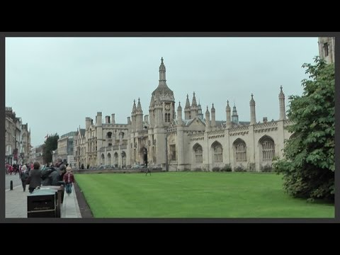 Day Trip to Cambridge England