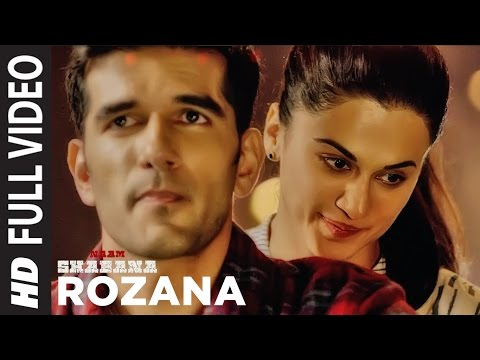 Zinda Song Lyrics From Naam Shabana