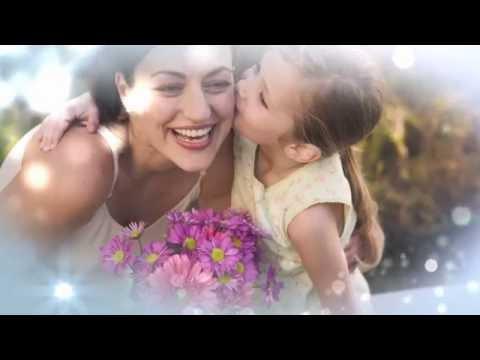 Поздравление для мамы от дочери.  Поздравить #маму с Днем рождения.