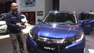 Honda HR-V, una sorpresa dietro l'altra | Salone di Ginevra 2015