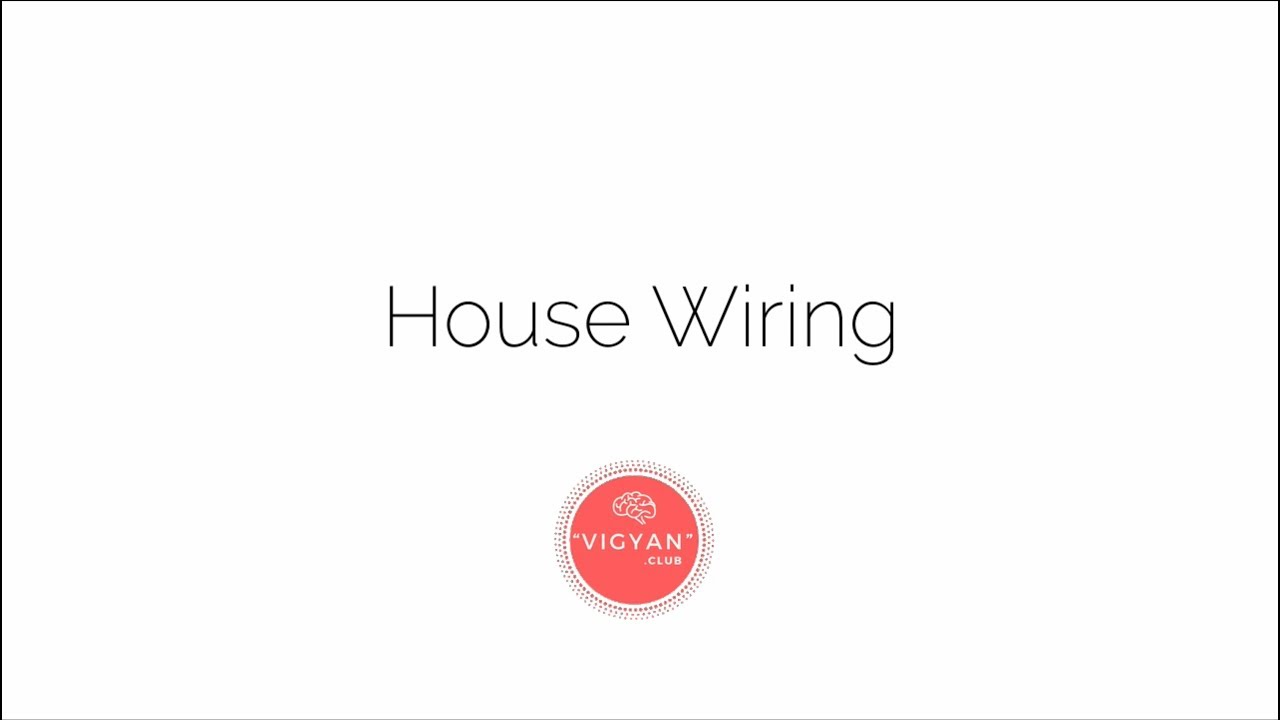 How house wiring works? - YouTube