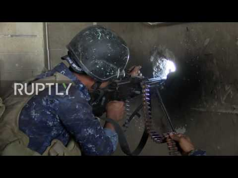 Iraq: Fight against IS continues as govt. forces make advances in Mosul
