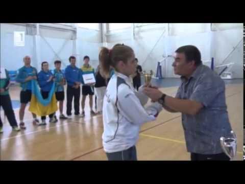 3-rd International Deaf Badminton in Burgas 2014 in Bulgaria News