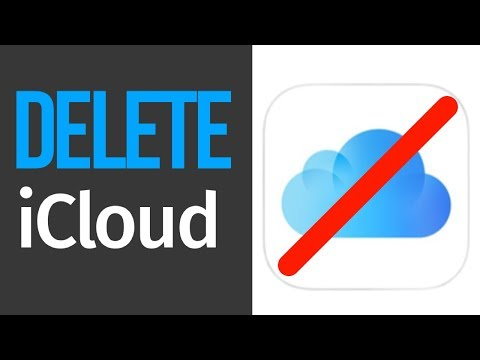 How To Delete An ICloud Account | 2019