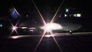 Nolinor | Boeing 737-200 night take-off | C-GNLK | Val-d'Or (CYVO)