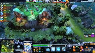 4CL vs 5Jungz - Game 2 (Alienware Summer
