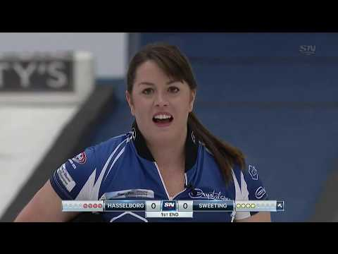 2017-9-10 Grand Slam of Curling Tour Challenge Women's Final