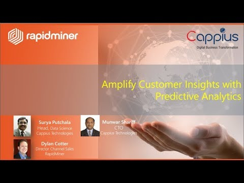 Amplify Customer Insights with Predictive Analytics
