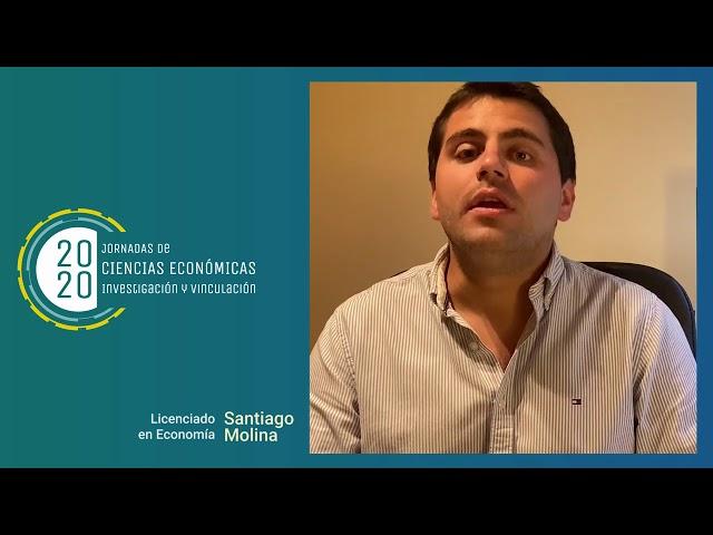 Egresados FCE - Santiago Molina