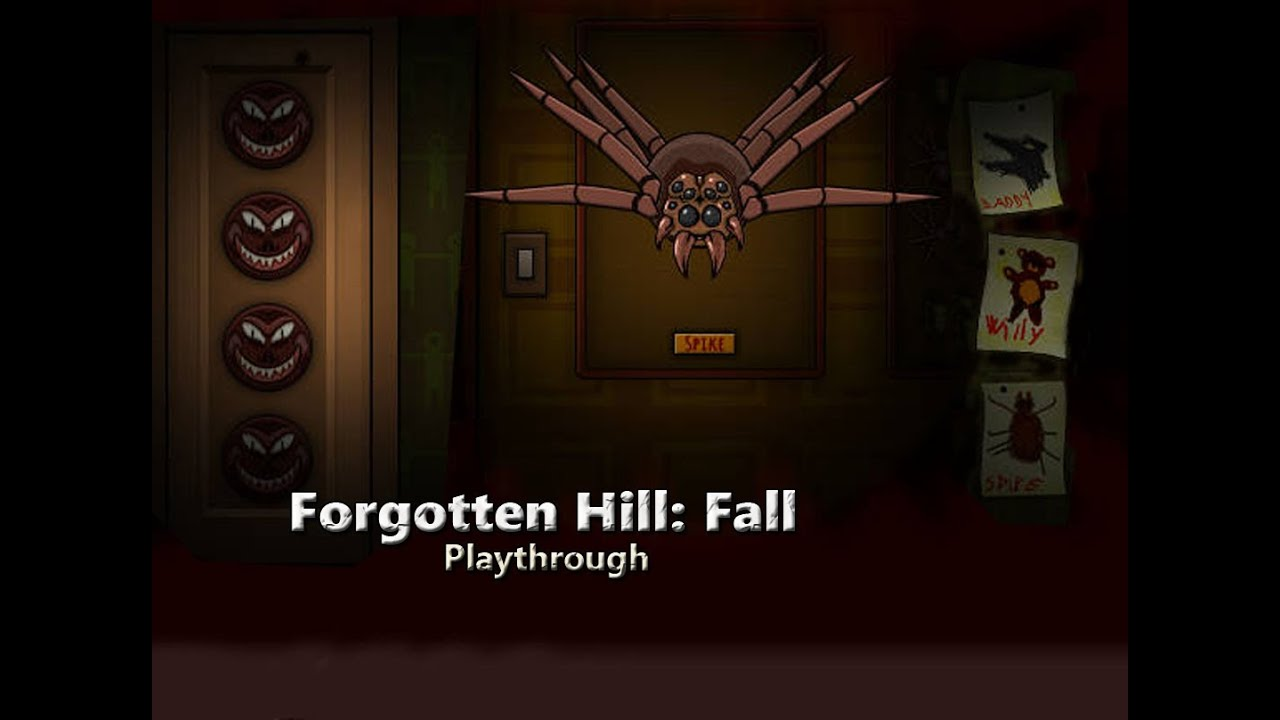 Forgotten Hill: Fall - Walkthrough - YouTube